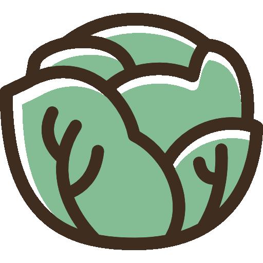 Lettuce  free icon