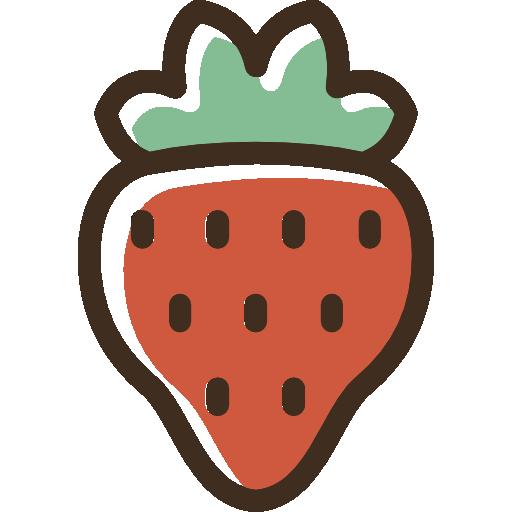 Strawberry  free icon