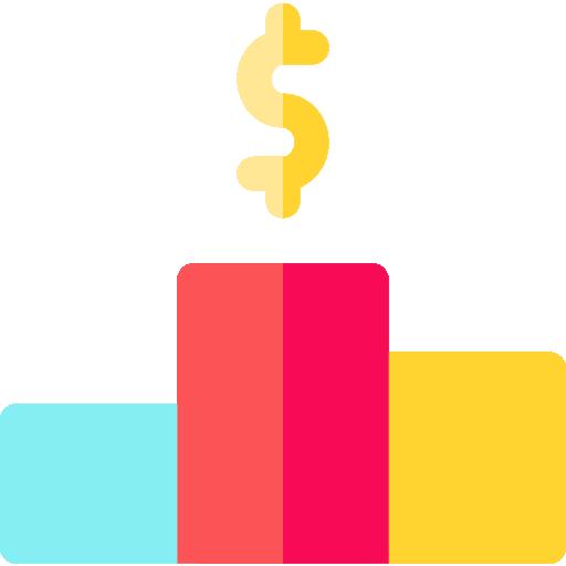 gagner de l'argent  Icône gratuit