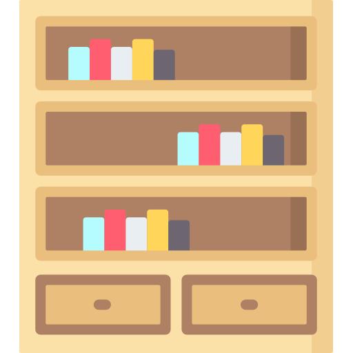 Shelf  free icon
