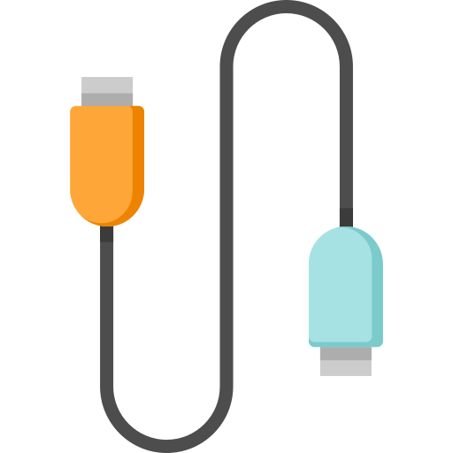 Cable  free icon