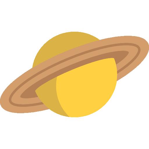 Saturn  free icon