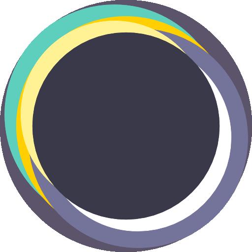 Black hole  free icon