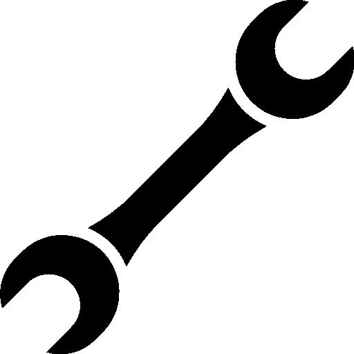 chave inglesa  grátis ícone