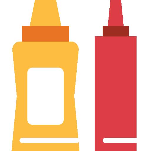 salsas  icono gratis