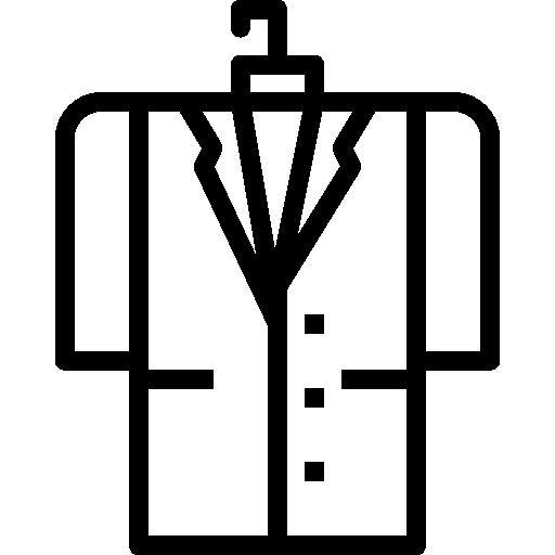 Пальто доктора  бесплатно иконка