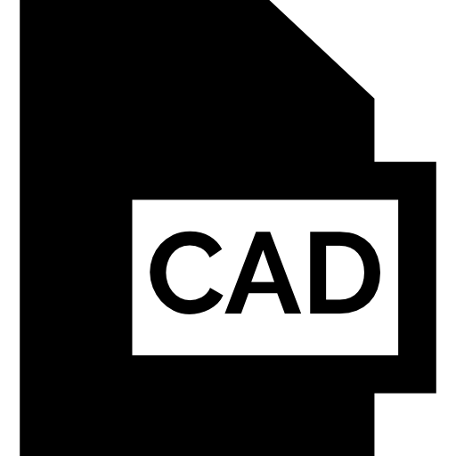 Cad  free icon