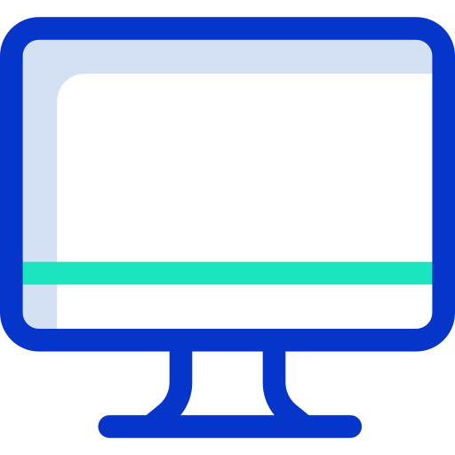 monitor  icono gratis