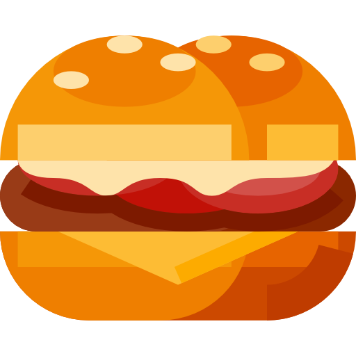 Burger  free icon