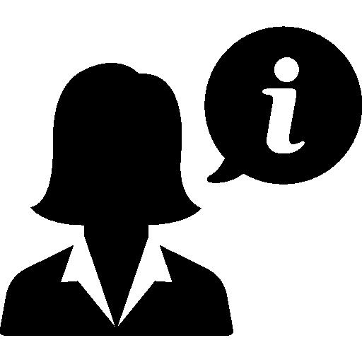 empresária  grátis ícone