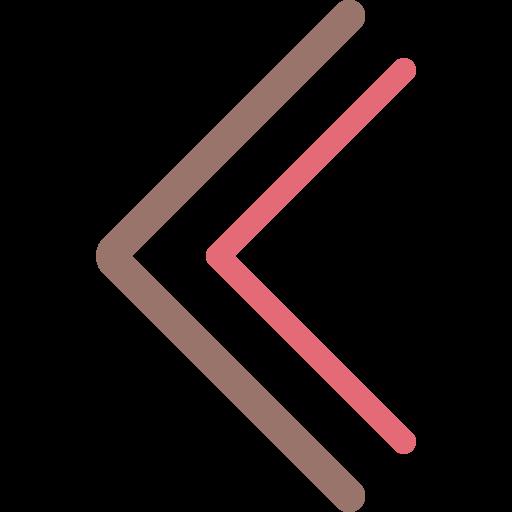 linker pfeil  kostenlos Icon
