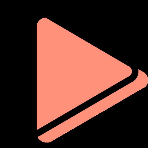 flèche droite  Icône gratuit