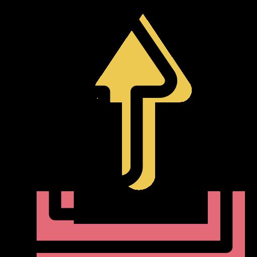 hochladen  kostenlos Icon