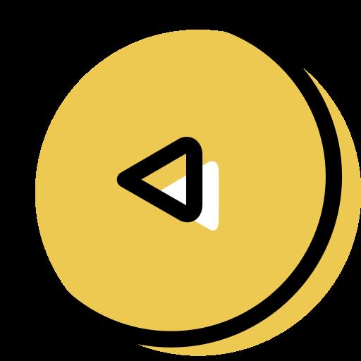 zurück  kostenlos Icon