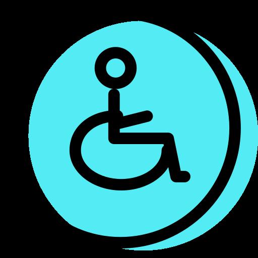 handicap  Icône gratuit