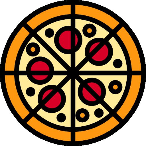Pizza  free icon