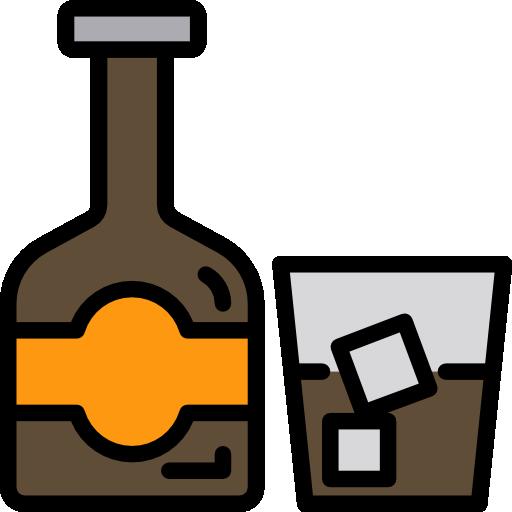 Whiskey  free icon
