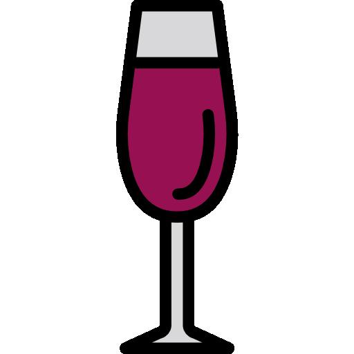 Wine glass  free icon