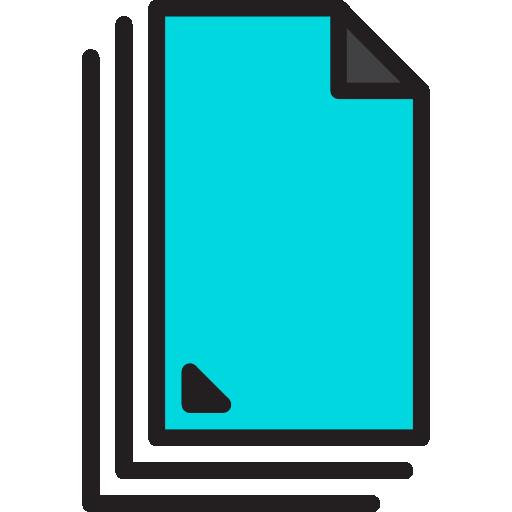 Files  free icon