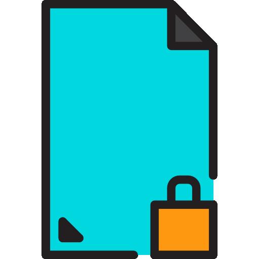 Lock  free icon