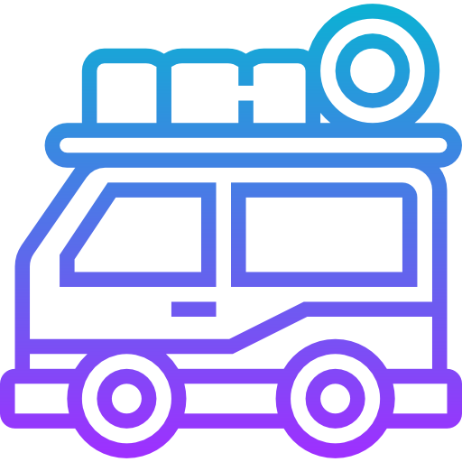 Ônibus de turismo  grátis ícone