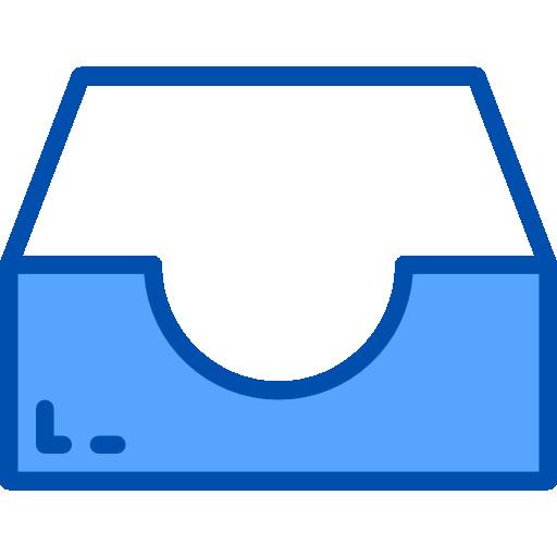 Пустая коробка  бесплатно иконка