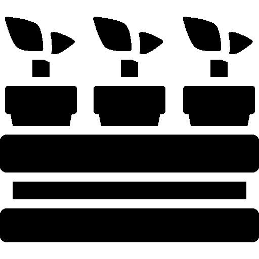 botanique  Icône gratuit