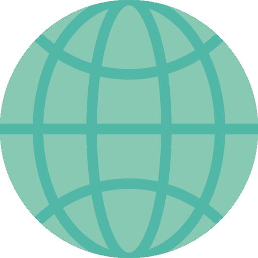 grille terrestre  Icône gratuit