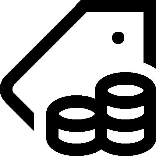 Price  free icon