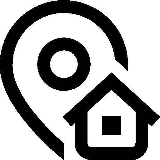 adresse  kostenlos Icon