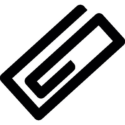 clip aus aluminium  kostenlos Icon