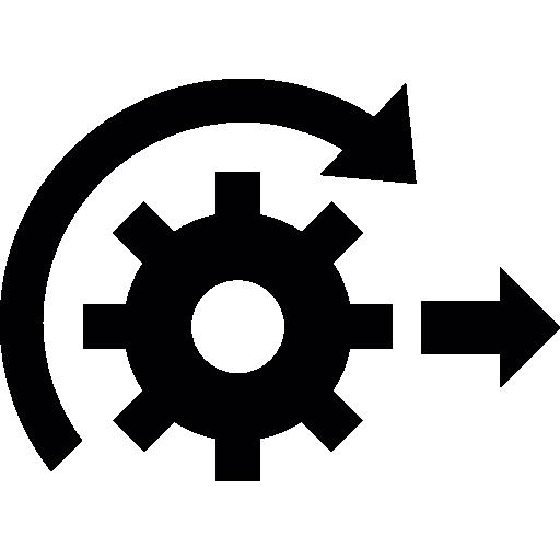 desarrollo y progreso  icono gratis