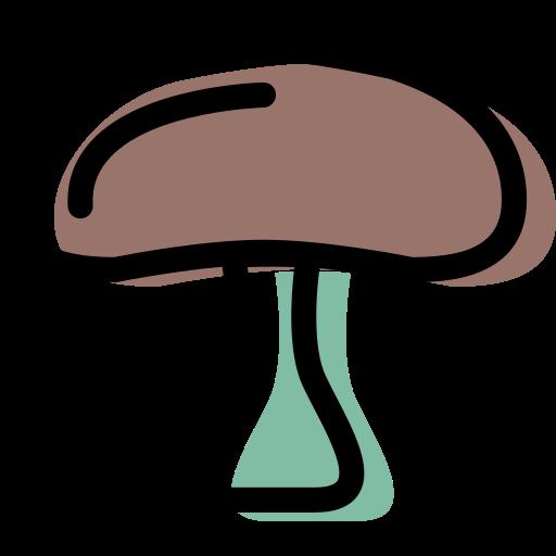 champignon  Icône gratuit