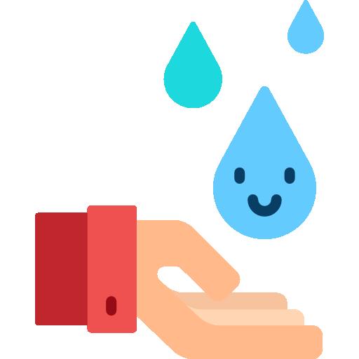 sauberes wasser  kostenlos Icon