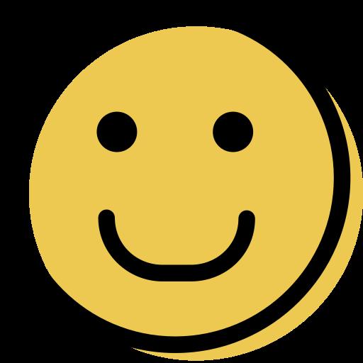 Счастливый  бесплатно иконка