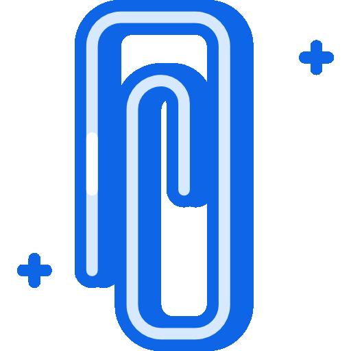 Clip  free icon