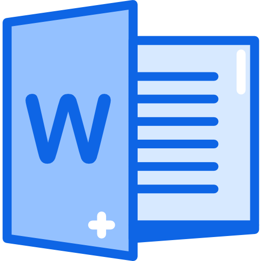 Word  free icon