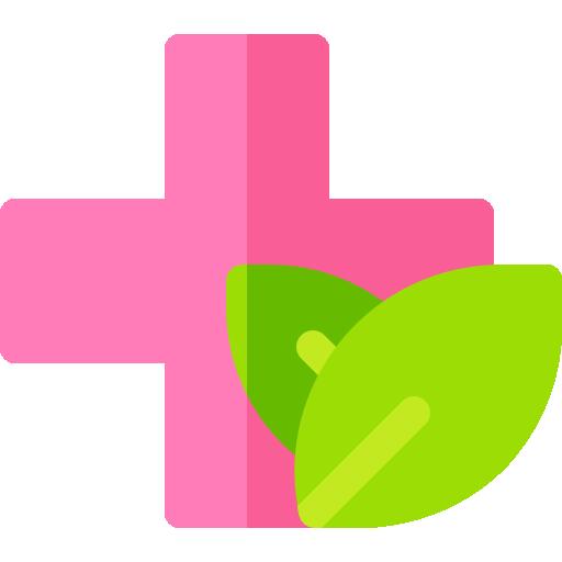 médecine douce  Icône gratuit