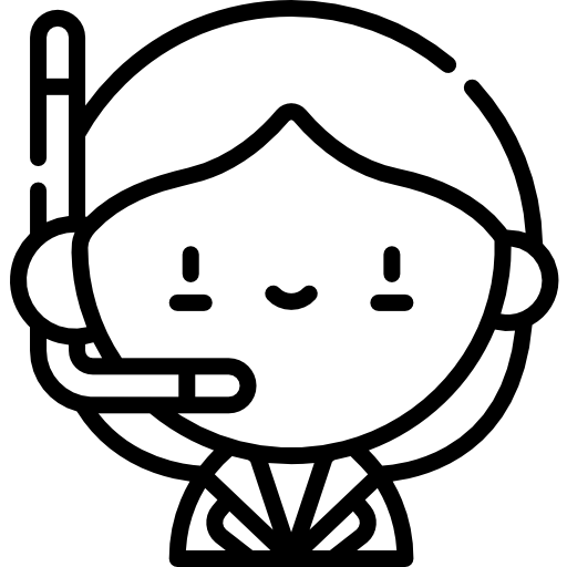 Агент колл-центра  бесплатно иконка