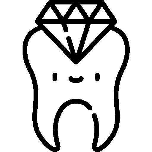 Зуб  бесплатно иконка