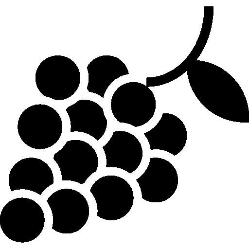 Grapes  free icon