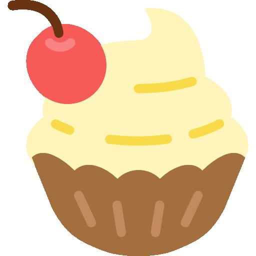 컵케익  무료 아이콘