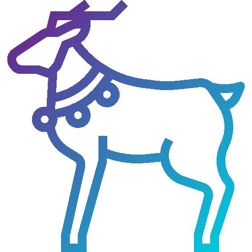 Deer  free icon
