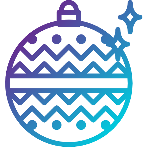 Bauble  free icon