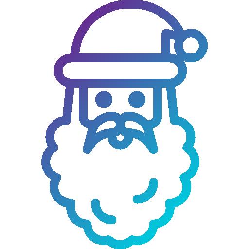 Santa claus  free icon