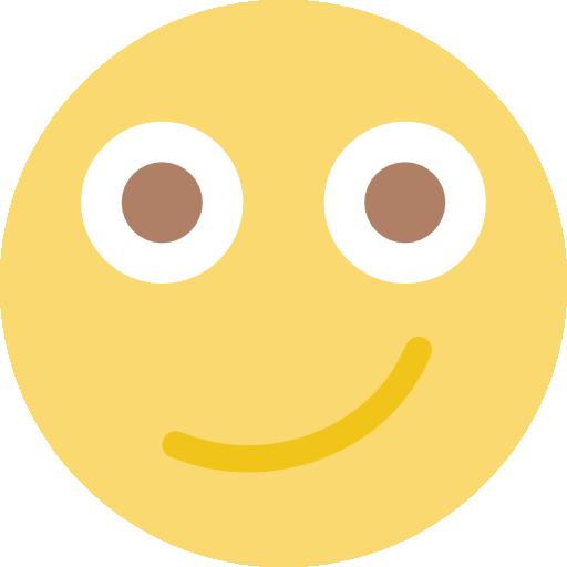 Smiling  free icon
