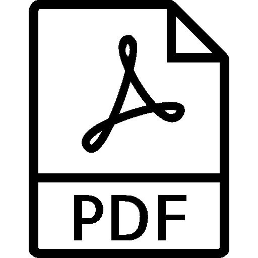 Pdf  free icon