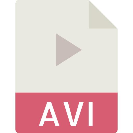 Avi  free icon