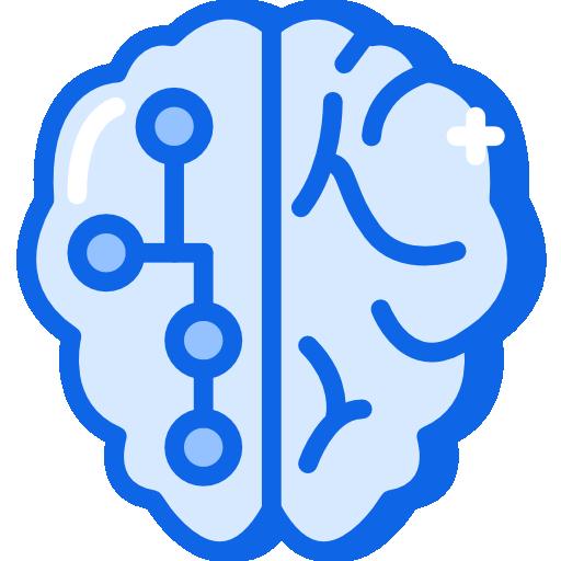 Brain  free icon