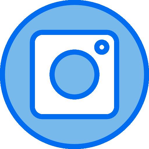 Instagram  free icon